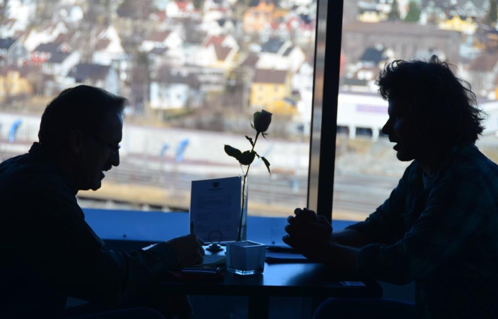 speed dating i narvik